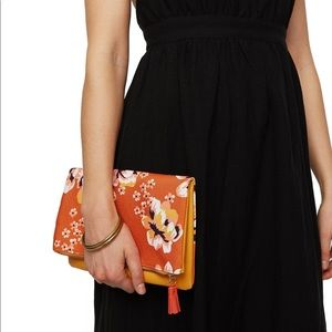 Rachel Pally Zahara Reversible Clutch